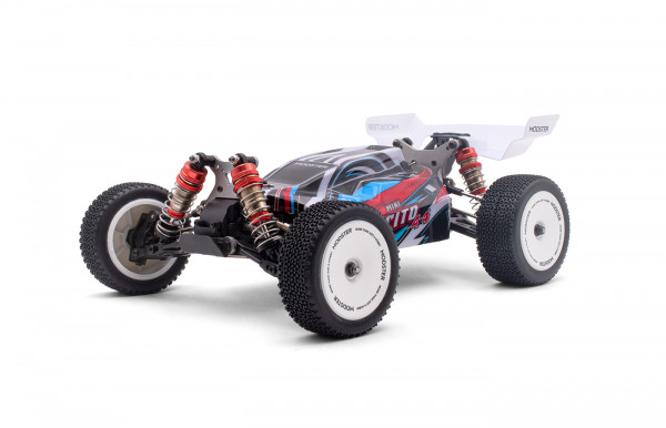 MODSTER Mini Cito Elektro Brushed Buggy 4WD 1:14 RTR
