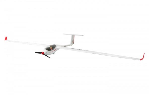MODSTER ASW28 V2 2600mm Elektromotor Segelflugmodell ARTF
