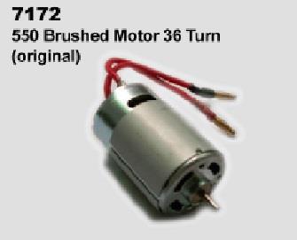 MODSTER Trembler: 550er Brushed Motor 36 Turn