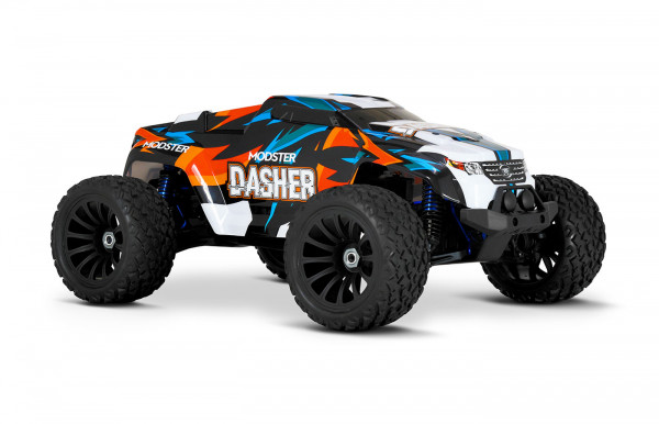 MODSTER Dasher V2 Elektro Brushless Monster Truck 4WD 1:8 RTR
