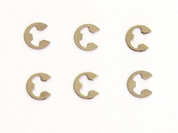 MODSTER V2/V3/V4/Evolution/Predator: E-Ringe 2,5mm