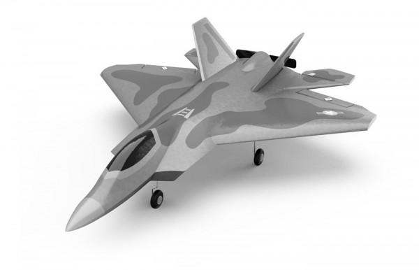 MODSTER F-22 Raptor 260mm Elektromotor RTF