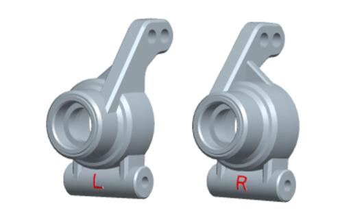 MODSTER Mini Cito: Radträger hinten