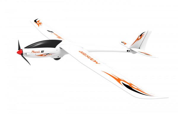 MODSTER Phoenix V2 2000mm Elektromotor Segelflugmodell ARTF