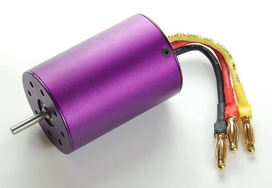 MODSTER V2/V3/V4/Evolution: Elektromotor 3000KV Brushless