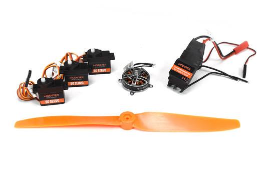 MODSTER Antriebsset Slowflyer Extra 330SC und Slick