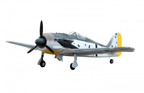 MODSTER Focke Wulf FW190 PNP 1200mm Elektromotor Warbird