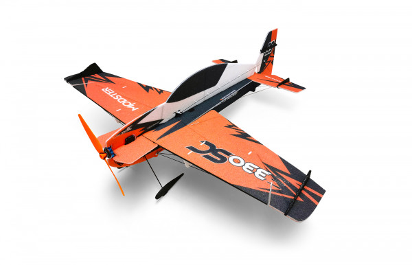MODSTER Extra 330SC Superlite orange 840mm Elektromotor Slowflyer Kit