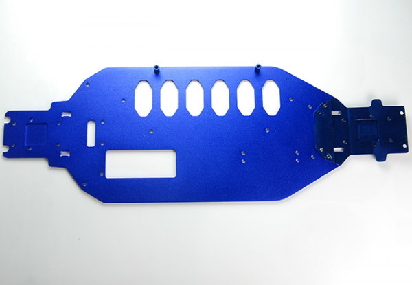 MODSTER V2/V3/V4/Evolution: Chassisplatte Alu