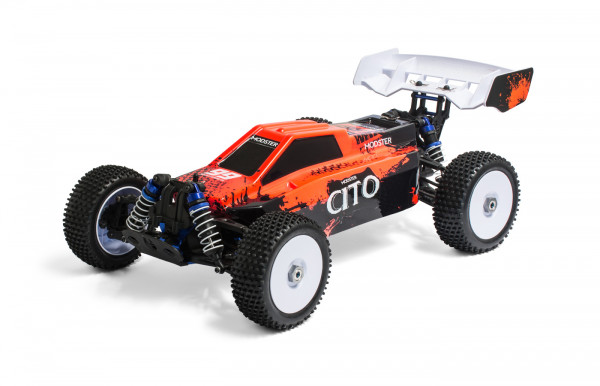 MODSTER Cito Elektro Brushless Buggy 4WD 1:8 RTR