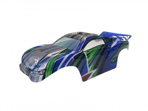 MODSTER Karosserie V2/V3/V4 blau/grau