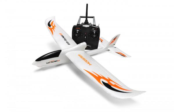 MODSTER MDX Easy Trainer 600 RTF 600mm inkl. 6-Achs-Fluglagenstabilisierung