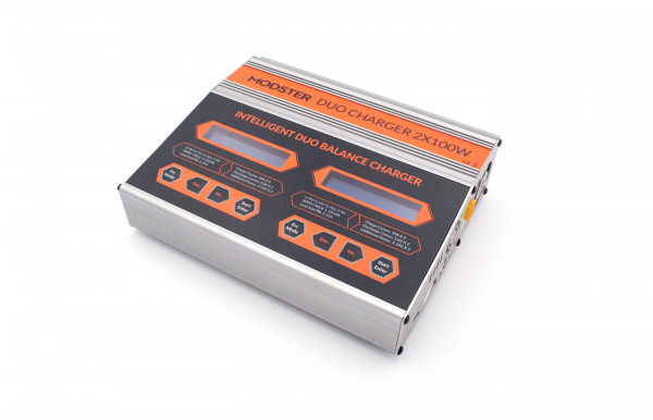 Ladegerät AC/DC MODSTER DUO Charger 2x100W