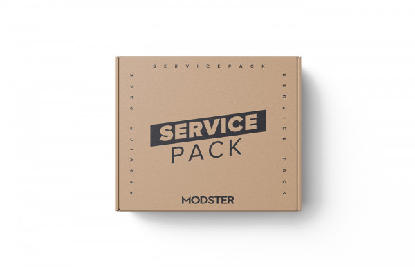 MODSTER Service-Pack: Arrows Bigfoot
