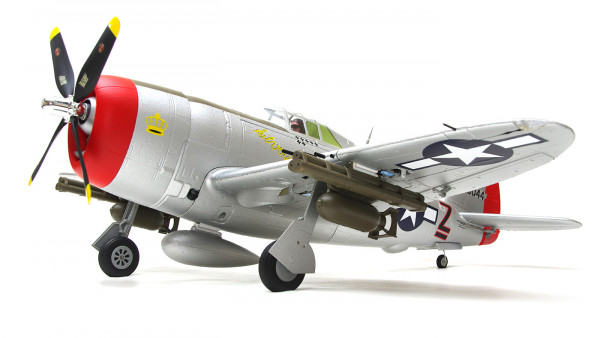 Arrows P-47 Thunderbolt 980mm Elektromotor Warbird PNP powered by MODSTER