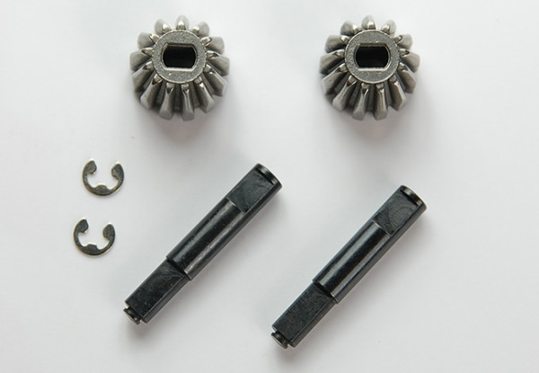 MODSTER V2/V3/V4/Evolution: Differentialgetriebe